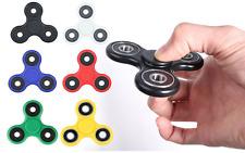 UK Fidget Finger Spinner Hand Focus Ultimate Spin Steel EDC Bearing Stress Toys