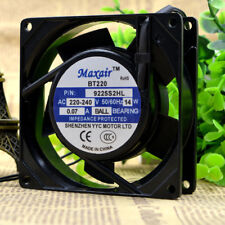 MAXAIR 9225S2HL Cooling Fan AC 220V 14W 90mm x 90mm x 25mm