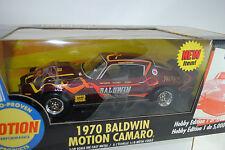 1:18 Ertl 1970 Chevrolet Baldwin MOTO Camaro HOBBY edt. #33379 rarità neuovp