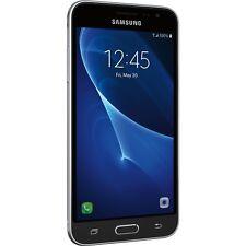 SAMSUNG Galaxy J3 (2016) SM-J320F - 8GB- Sbloccato-Nero-Smartphone grado buona condizione