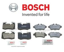 For Mini John Cooper Works JCW Set of Front & Rear Brake Pads Bosch QuietCast