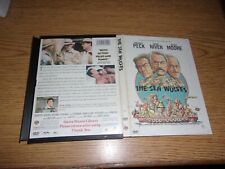 The Sea Wolves (DVD, 1999) ORIGINAL SNAPCASE!!