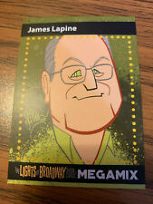 The Lights of Broadway Cards ~ James Lapine ~ MegaMix 2017