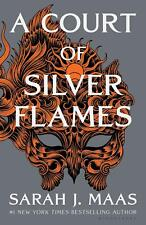 A Court of Silver Flames Sarah J. Maas