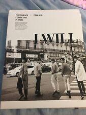 Ftisland I Will Photograph Collection In Paris CD & Photobook (DAMAGED) Hongki