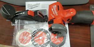 """Milwaukee 2522-20 M12 FUEL™ 3"""" Compact Cut Off Tool NEW Tool Only FREE SHIPPING"""