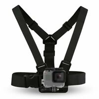 Adjustable Harness Chest Strap Mount Chest Strap Mount Belt For Gopro Camera Um