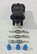 Bosch 3 pin Connector Kit 0 232 102 022
