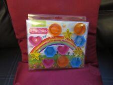 Cooksmart Kids 12 Piece Rainbow Mini Silicone Mould Set 4 Different Shapes