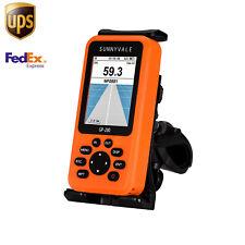 Handheld Marine GPS Navigator For Boats Explorations Vehicles GP-280 w/ Bracket