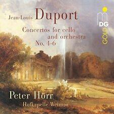 Concertos pour violoncelle N°4, 5 & 6
