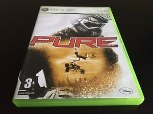 PURE MICROSOFT XBOX 360 EDITION FR PAL COMPLET