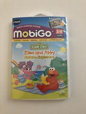 Vtech Mobigo Sesame Street - Elmo and Abby Nature Explorers