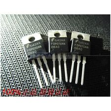 5PCS X FDP070AN06A0 TO-220 60V 80A N-channel FET