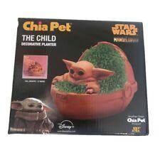 Disney Star Wars Mandalorian Baby Yoda The Child Chia Pet Gifts for Nerds