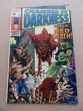 Chamber of Darkness 2  . N.Adams Script + Various - Marvel 1969 -   FN +