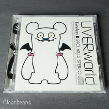 Japanese Uverworld CD: Timeless