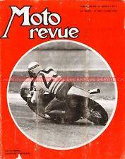 MOTO REVUE 1957 HONDA CB 750 Four Bultaco 125 Lobito CZ 175 Cal Rayborn 1969