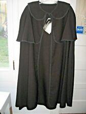 Men'S New Victorian Dickens Costume 2 Layer Cape-Distinctive Costumes - 1 Size