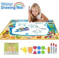 Kids Aqua Doodle peinture à l'eau de dessin mat Conseil Magic stylo Toy 70*100cm