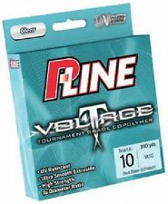 P-Line Voltage 12# 300 yds Clear Copolymer Fishing Line