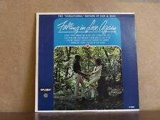 DAN & DALE, FALLING IN LOVE AGAIN - LP D2388 GUITAR