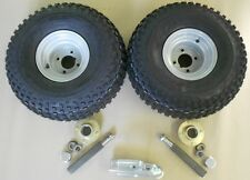 ATV/Quad Trailer Kit, ATV Tyres, Wheels 101.6pcd, Stub Axles, Hubs and Hitch