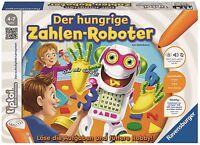 RAVENSBURGER*TIPTOI®*DER HUNGRIGE ZAHLEN-ROBOTER*NEU+OVP