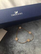 swarovski rose gold bracelet New