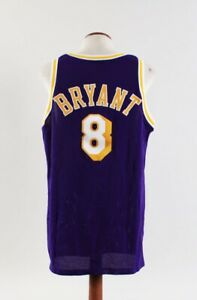 1997-98 KOBE BRYANT GAME USED WORN AUTHENTIC LOS ANGELES LAKERS JERSEY🔥2 COA'S