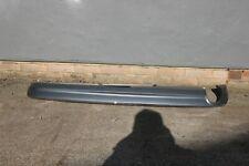 GENUINE AUDI A4 B9 SPORT REAR BUMPER LOWER DIFFUSER *GOOD* 8W0807521M