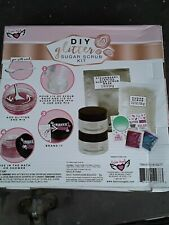 Sugar Lip Scrub Kit Ages 8+ New Make Your Own Lip Scrub, Fun Scented Diy