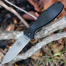 Couteau Esee Zancudo D2 Manche Carbon Fiber/G-10 Lame Acier D2 Frame BRKR2CF
