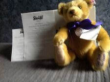Steiff God Save The Queen Musical Bear.