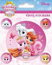 DISNEY PALACE PETS (WHISKER HAVEN) - VINYL STICKERS 5 PACK BY PYRAMID PS7268