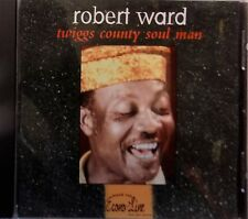 ROBERT WARD twiggs county soul man -   CD blues