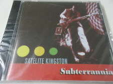 SATELITE KINGSTON - SUBTERRANNIA - 2002 CD ALBUM (3700173614529) - NEU!