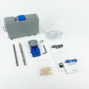 R3 Pocket Hole Jig with SML-C125 100-pack Pocket-Hole Screws