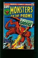 Monsters on the Prowl 23 - Large Scans