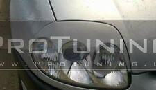 RENAULT CLIO II 98 sopracciglia FARO SPOILER MODANATURA Palpebre Brows COPERTURA