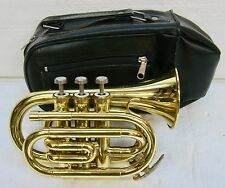 Jupiter B-Taschentrompete Pocket Trumpet