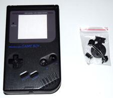 Carcasa repuesto gameboy DMG-001 negra nueva