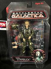 Diamond Select Toys Battlestar Galactica Kara Thrace Starbuck Action Figure