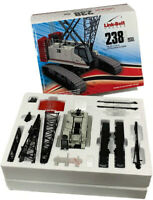 Link-Belt 238HSL Crawler Crane - 1:50 Scale Model #LB128700 New! ConExpo 2020
