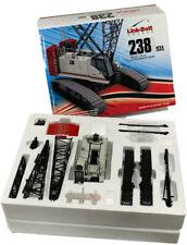 Link-Belt 238HSL Crawler Crane - 1:50 Scale Model #LB128700 New! ConExpo 2020