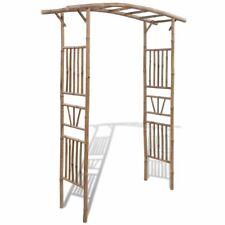 vidaXL 42838 Rose Arch Bamboo