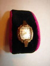 Vintage Bulova Ladies Wristwatch L7 10K Rolled Gold Plate - Serial # T451983