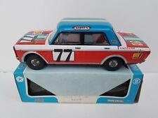 Seat 1430 RALLYE PAYA neuve en boite jouet ancien en tôle joustra