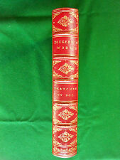 DICKENS, Charles. Sketches by Boz. 1874. - Fine binding.