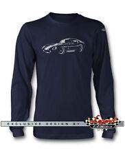 """1964 Shelby Daytona Coupe """"Spotlight"""" Manga Larga Camiseta Multicolor Colores &"""